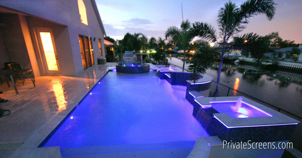Top 10 pool designers in tampa for Pool design tampa