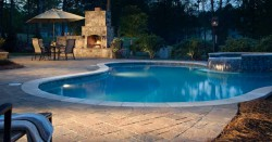 Minimal Effort Landscaping Around Your Pool