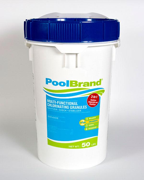 PoolBrand Multi-Functional Chlorinating Granulars