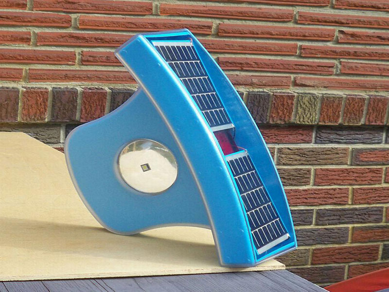 Solar Powered Pool Light