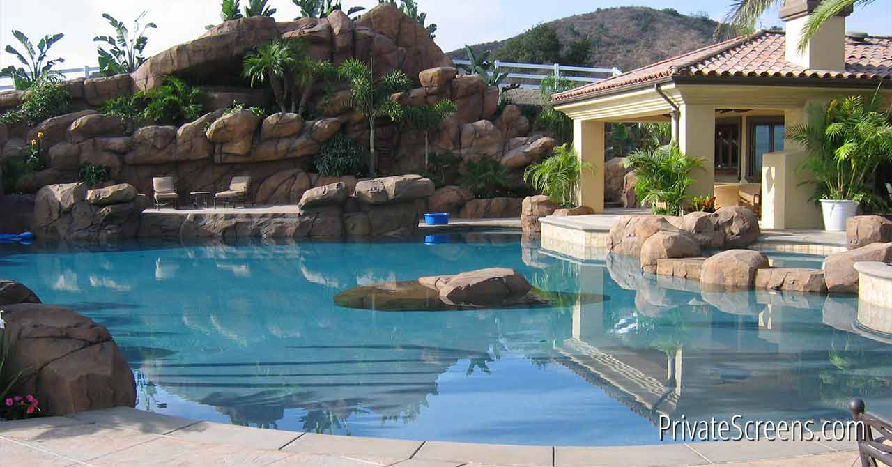 3 pool renovation ideas that will make your friends drool for Outdoor home renovation ideas