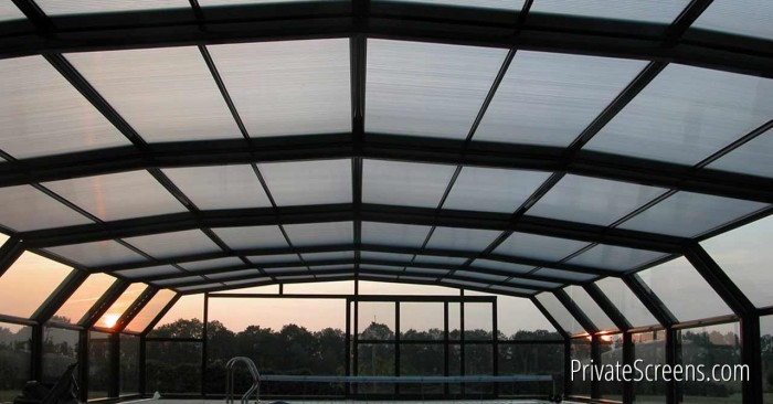 How Long Does a Pool Enclosure Last?