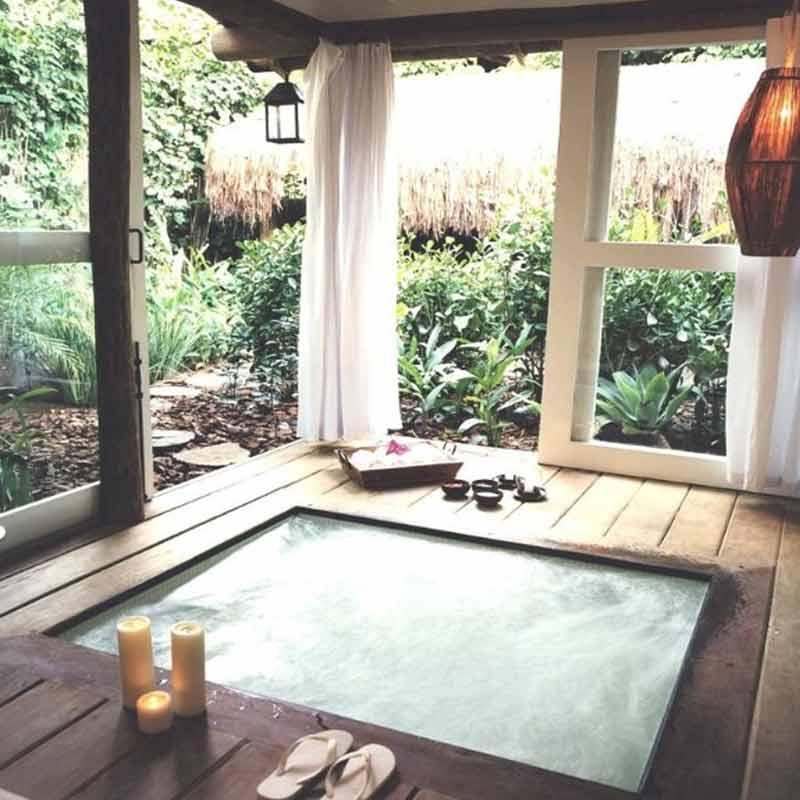 10 Gorgeous Gazebos that Feel Like a Dream Getaway-Garden spa