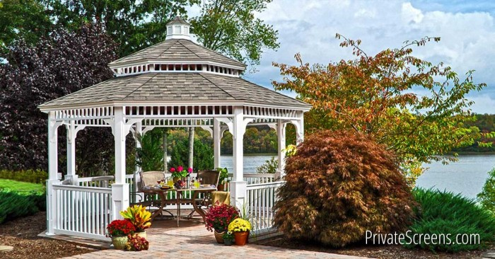 How to Maintain Your Gazebo