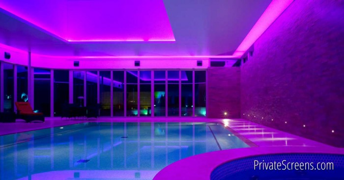 LED vs. Traditional Pool Lighting