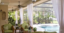What Are Outdoor Curtains?