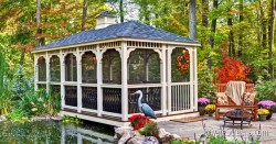 Complementing Your Gazebo with Outdoor Furniture