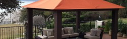 8 Awesome Gazebo Design Ideas-Soft top
