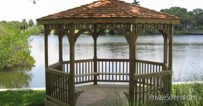 8 Awesome Gazebo Ideas