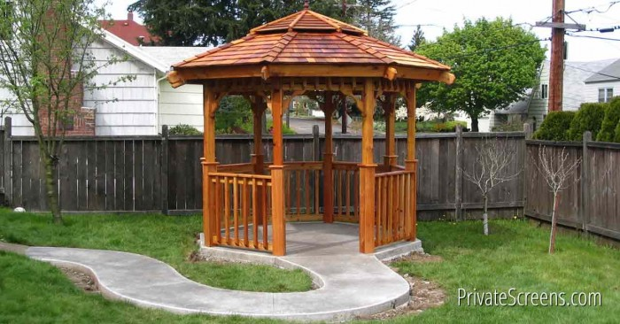 Gazebo Kits: Transform Your Backyard in an Afternoon