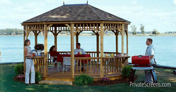 7 Tips to Get the Most from Your Gazebo This Summer